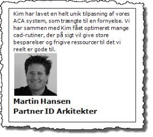 BuildingCAD.dk - Martin Udtalelse